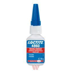 Loctite 4860-20g  (klej błyskawiczny, elastyczny) (IDH.373360)