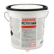 Loctite PC 7117-1kg (żywica epoksydowa z wypełniaczem ceramicznym, gładka, szara)
