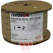 Teroson RB 81 - 10 x 2,0 mm ( taśma butylowa - 50 mb) / Terostat 81-10x2mm-50mb (taśma butylowa)